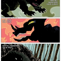 Not All Monsters, page 1 of 4