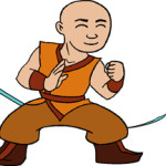 manga monk