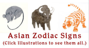 Asian Zodiac preview