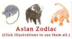 Asian Zodiac preview